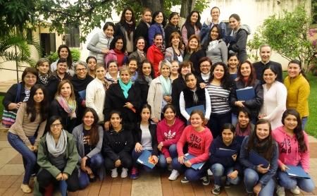 Apostolados en México 2016