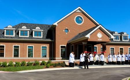 Bendición y Dedicación del Family Center - MI, USA