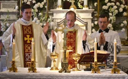 Ordenación sacerdotal P. Carlos y P. Patricio