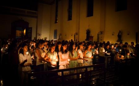 Semana Santa para Jóvenes 2015