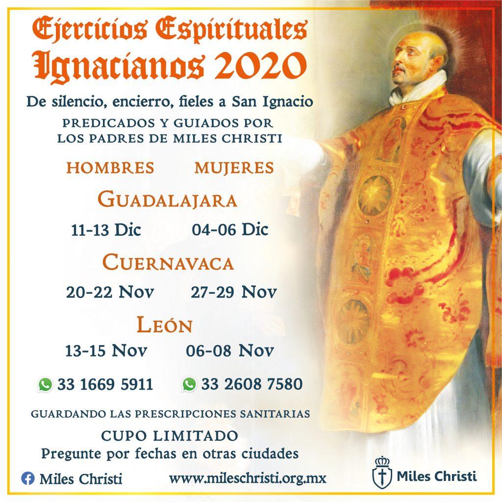 Ejercicios Espirituales México