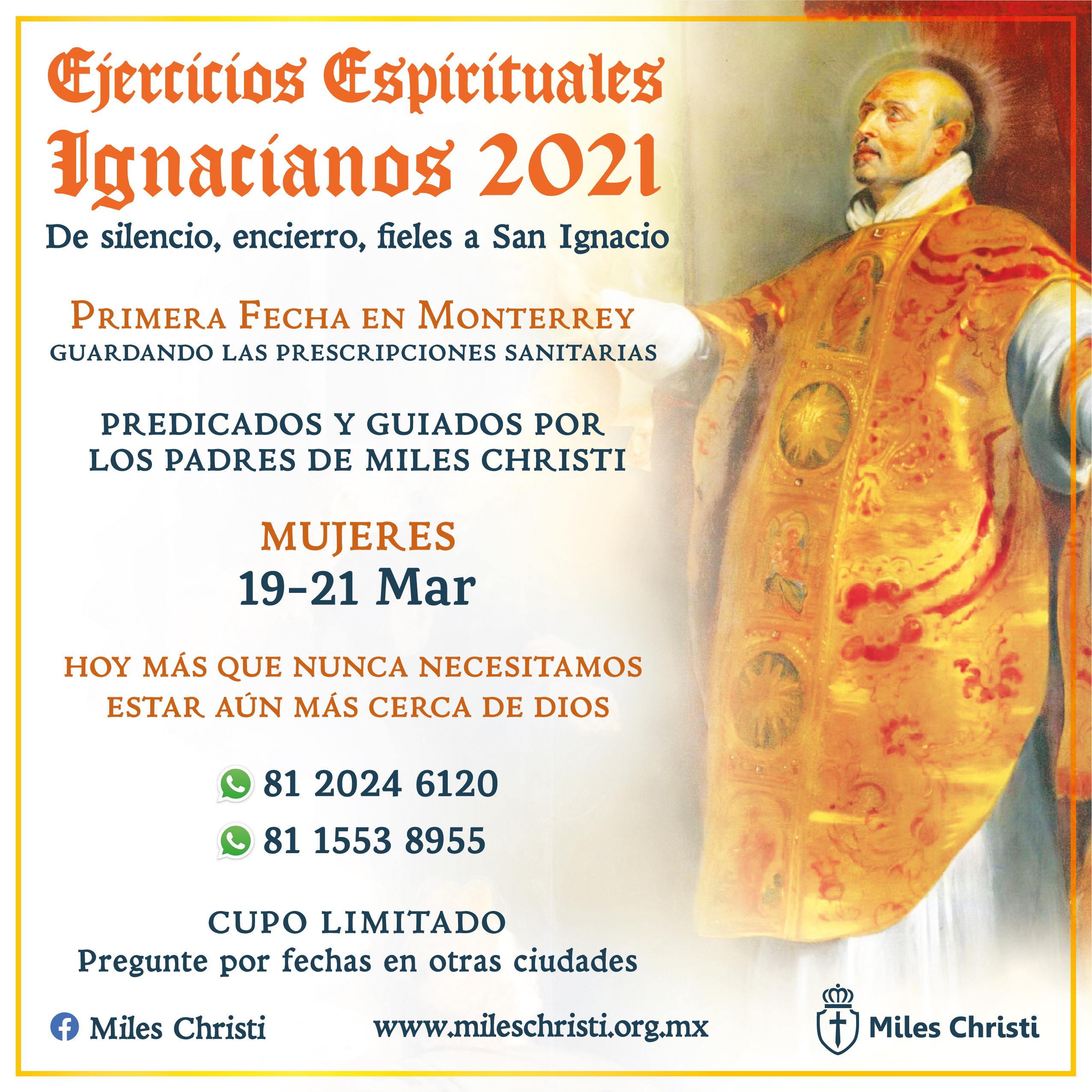 Ejercicios Espirituales Monterrey